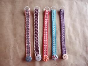 Bracelets enfants copyright isatisse