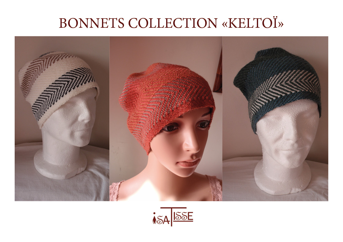 NOUVEAU: BONNETS LAINE COLLECTION