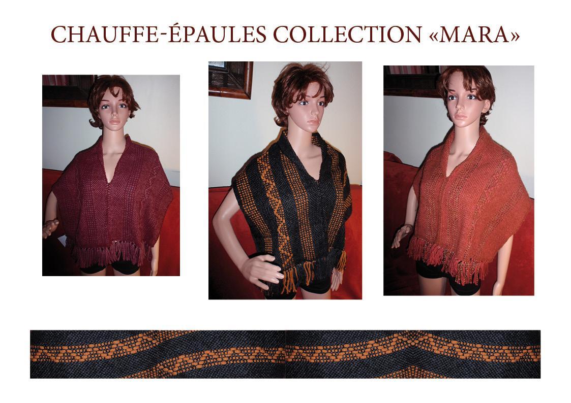 CHAUFFE-EPAULES MARA