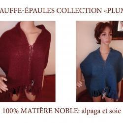 CHAUFFE-EPAULES PLUME