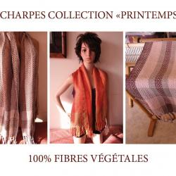 ECHARPES COLLECTION PRINTEMPS