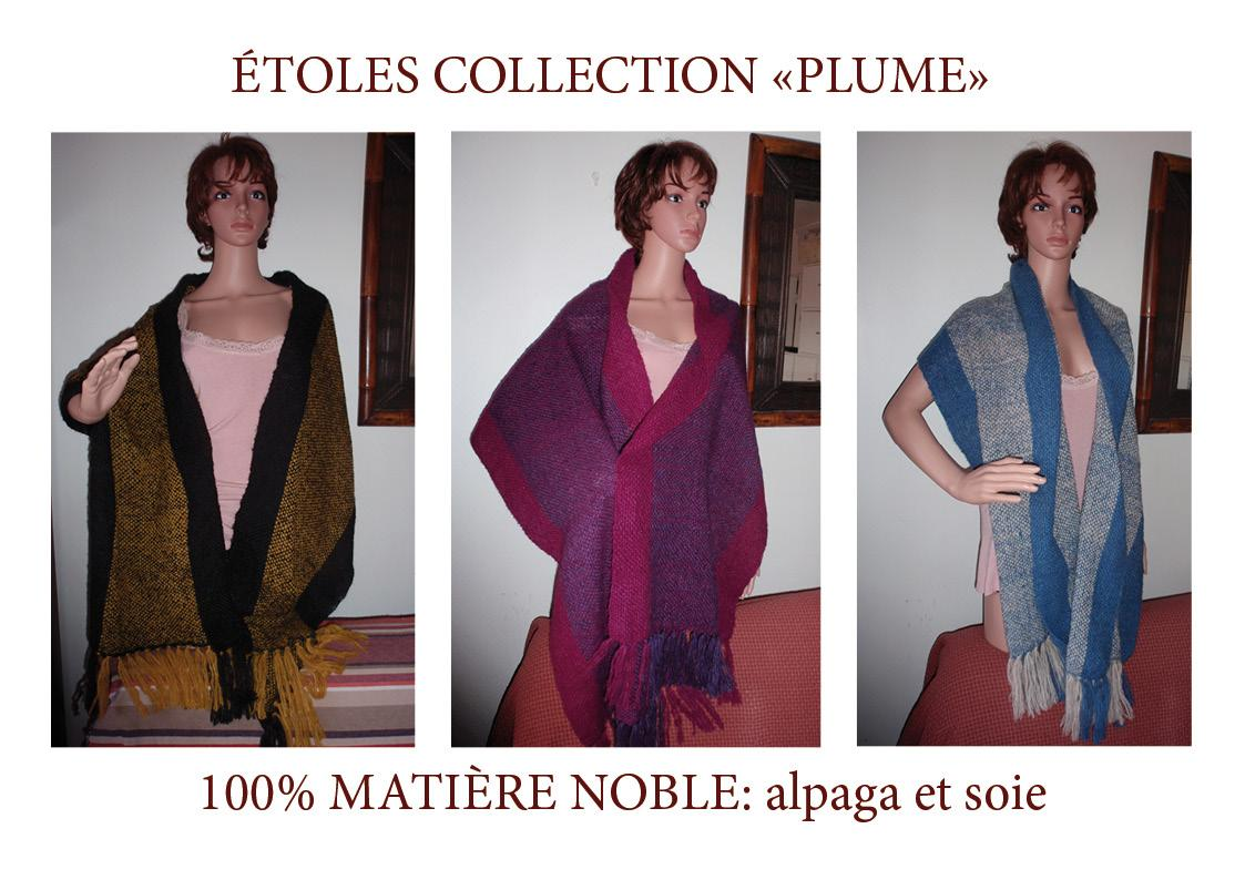 ETOLES 100% MATIERE NOBLE