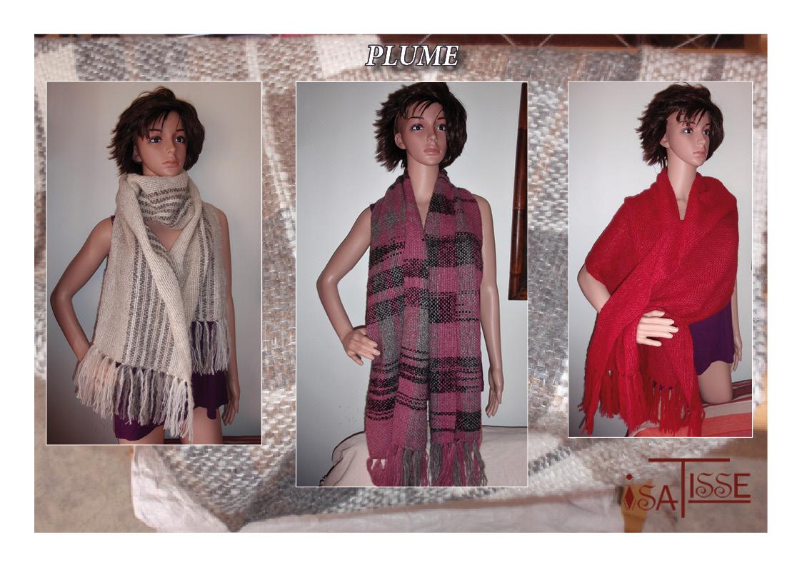 Collection PLUME pour femmes