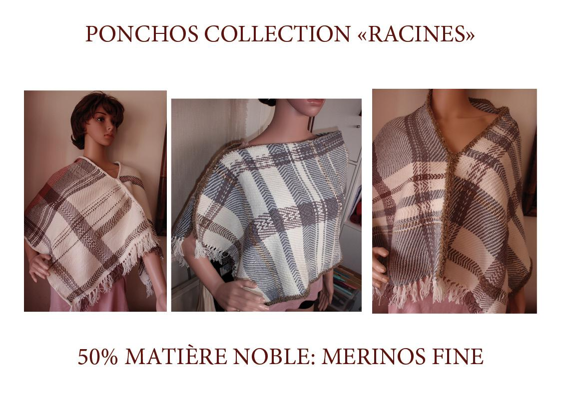 PONCHOS COLLECTION