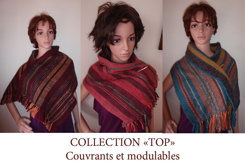 NOUVEAU: Chauffe-épaules collection