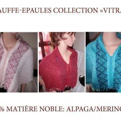 CHAUFFE-EPAULES COLLECTION VITRAIL