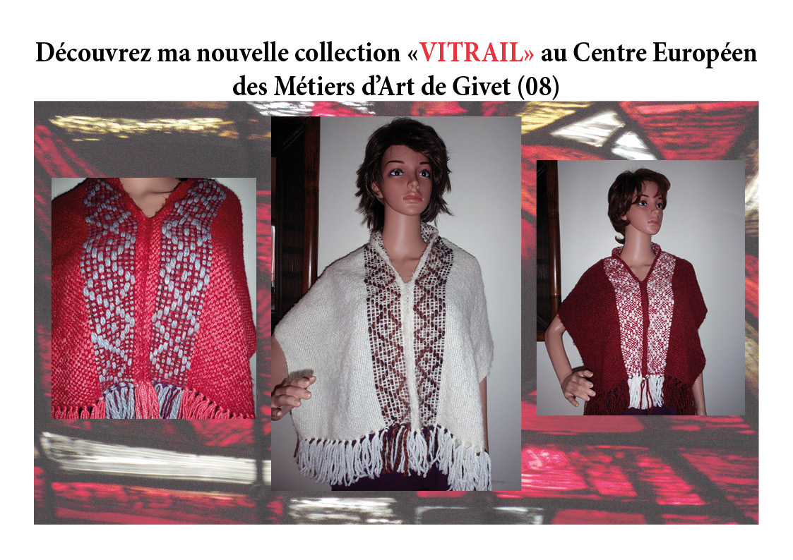 ISATISSE COLLECTION VITRAIL